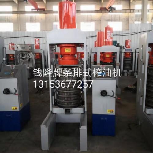 米糠压榨机厂家  大米糠液压榨油机  全自动小米糠榨油机