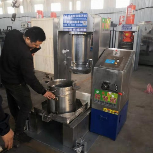 油泥榨油机厂家  全自动油泥榨油机  多功能油泥压榨机