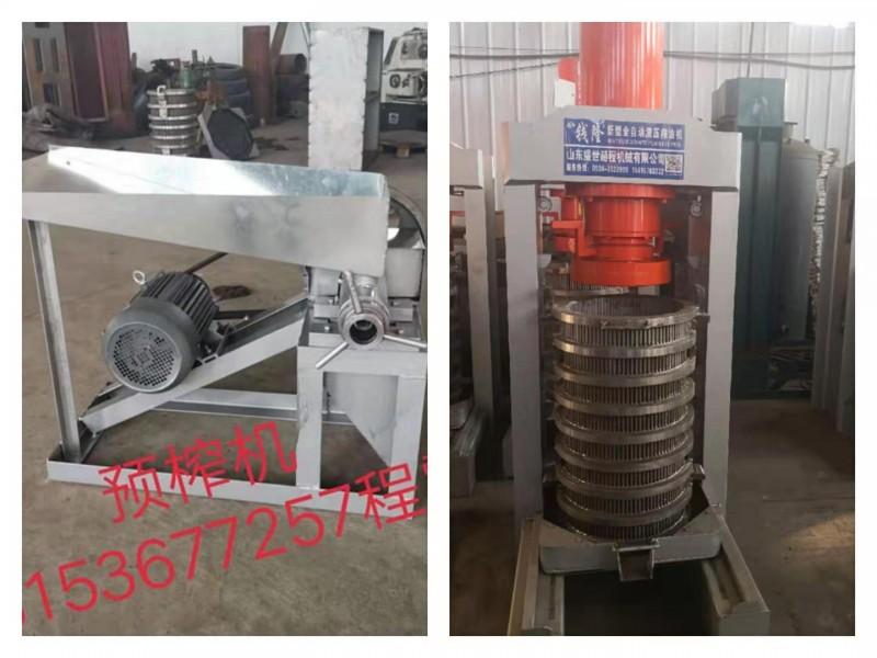 橄榄籽榨油机厂家  全自动橄榄油榨油机  商用橄榄油榨油机