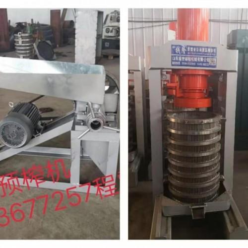 山东液压榨油机厂家   新型榨油机价格  全自动液压榨油机