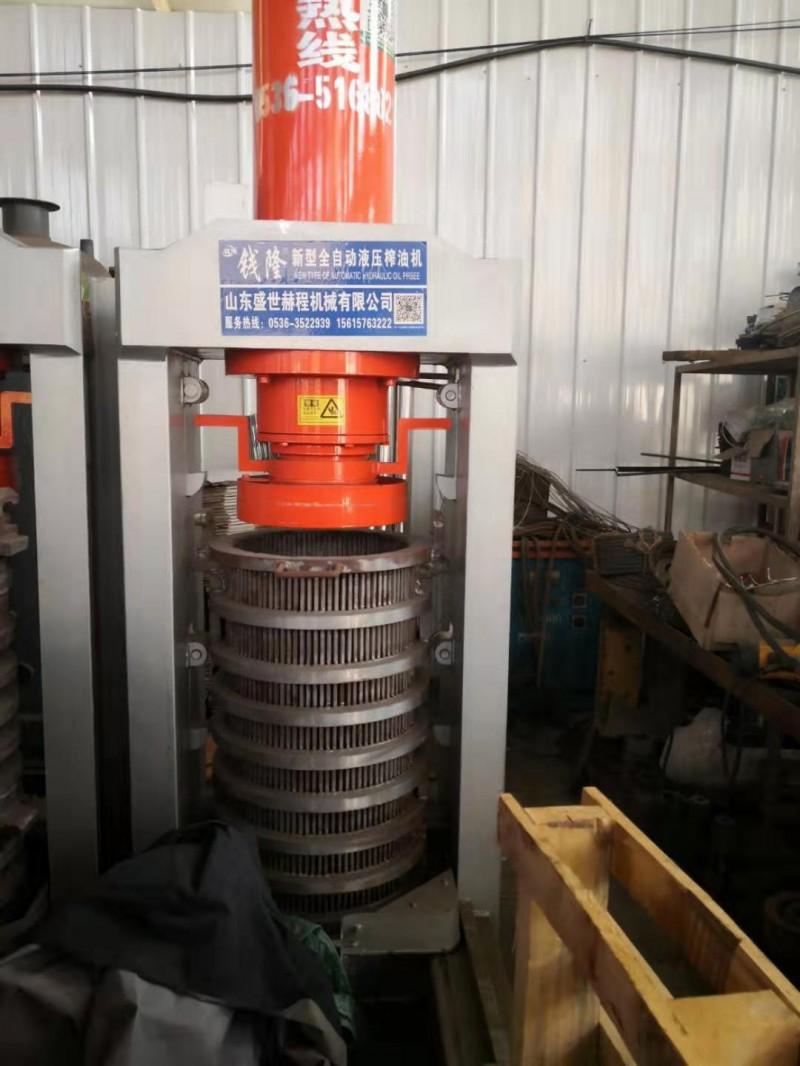亚麻仁榨油机厂家  全自动亚麻榨油机  新型亚麻仁油榨油机