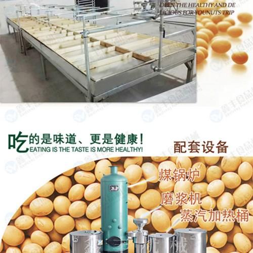江西新型节能腐竹机 制作腐竹机械设备 农村创业项目