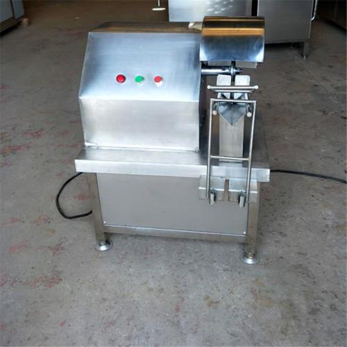 PB-250型猪爪子切割机 手动猪蹄劈半机