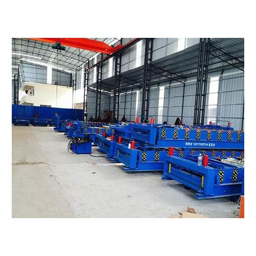 彩钢瓦成型设备制造厂家/广西张得宝商贸有限公司