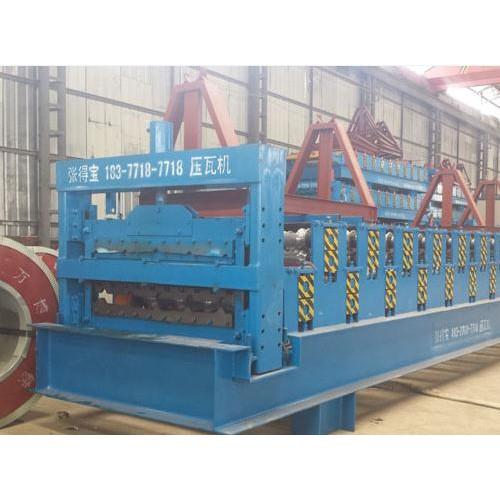 双层压瓦机现货直供/广西张得宝商贸有限公司安全可靠