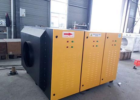 山东低温等离子净化器厂家直供/惠聪环保设备值得信赖