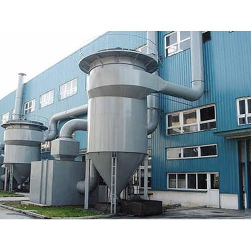 重庆布袋除尘器厂家|垲泊环保|订制LFVB系列机械回转除尘器