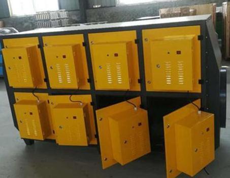 陕西低温等离子净化器现货供应/惠聪环保设备质量保障
