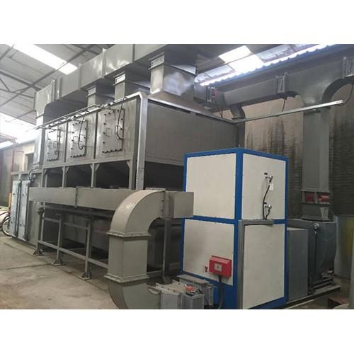 河北催化燃烧设备制造厂家——亚格环保设备有限公司