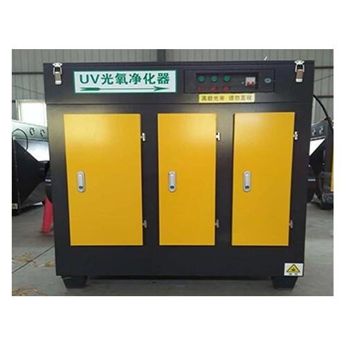 广西UV光氧催化净化器厂家/华渡环保设备品质保证