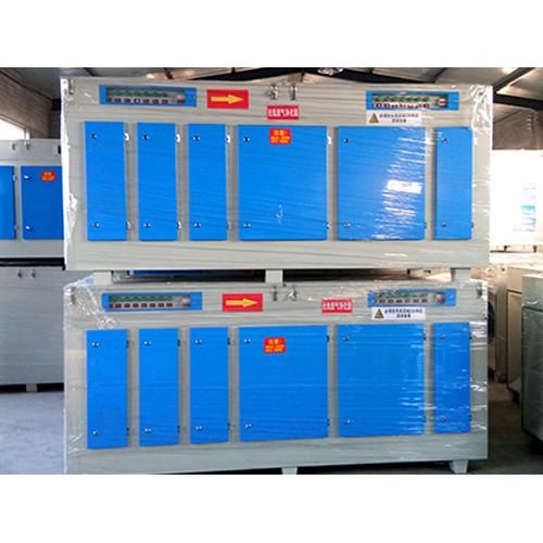 低温等离子净化器厂家/华渡环保设备有限公司接受订制