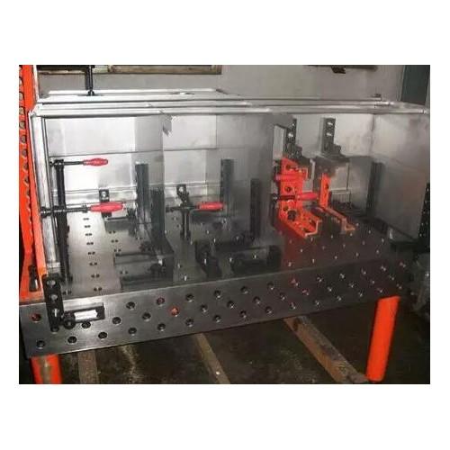 河北三维柔性焊接平台现货/博君量具质优价廉