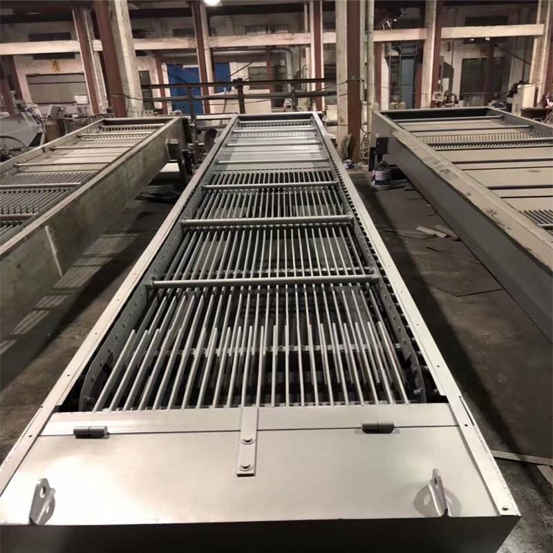 贵州 不锈钢回转式格栅除污机 机械格栅 安装设计