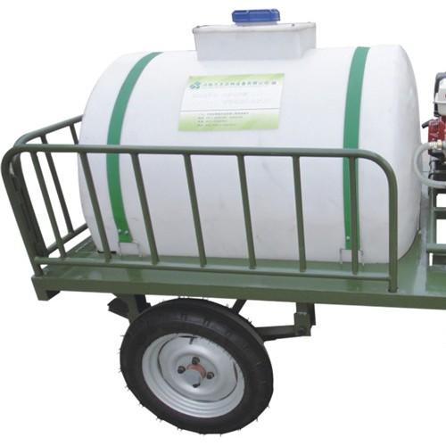 拖车式喷雾机 工地防尘雾炮机降尘增湿自动喷雾机工地除尘环保