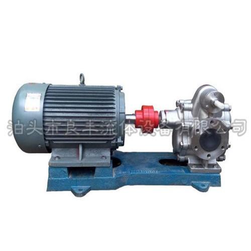 河北齿轮泵制造厂家|泊头良丰质量保证承接订制
