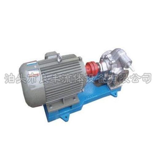 山西齿轮油泵制造企业|泊头良丰品质三包可订制