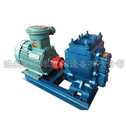 黑龙江齿轮油泵定制企业|良丰流体质量保证承接定做