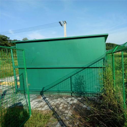 四川 地埋式处理设备 工业污水一体化处理设备 安装设计