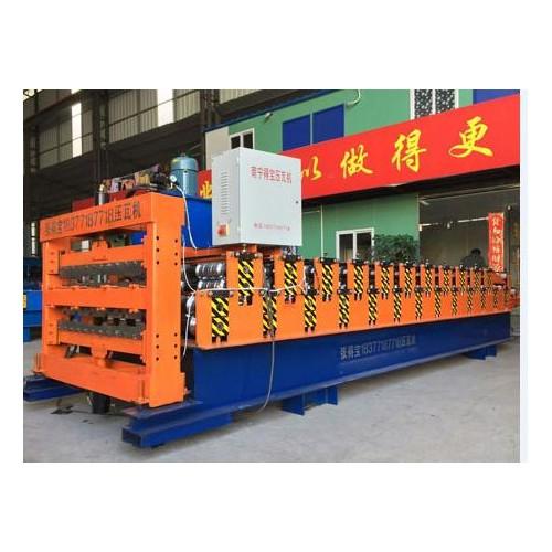 双层压瓦机制造商/广西张得宝压瓦机品质保障