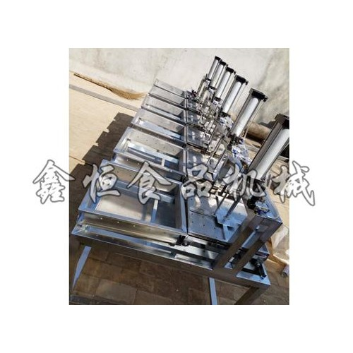 豆皮机制造厂家/鑫恒食品机械值得信赖