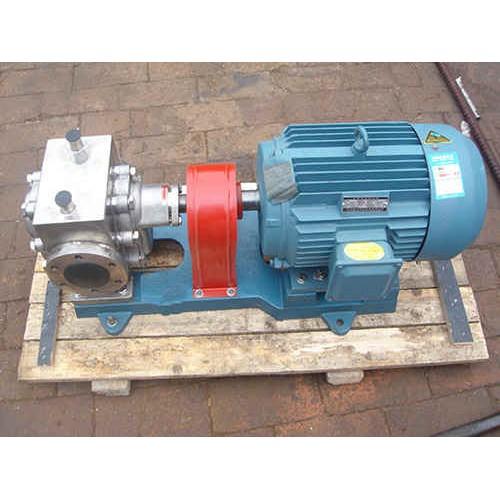 陕西齿轮泵生产厂家/海鸿泵阀/厂家直营各规格沥青保温泵