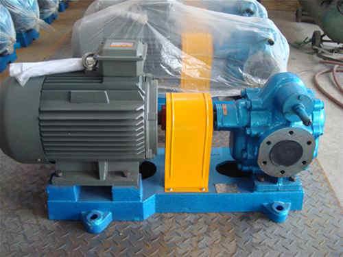 江西高粘度泵加工-泊头海鸿泵阀-厂家直供各规格KCB齿轮泵