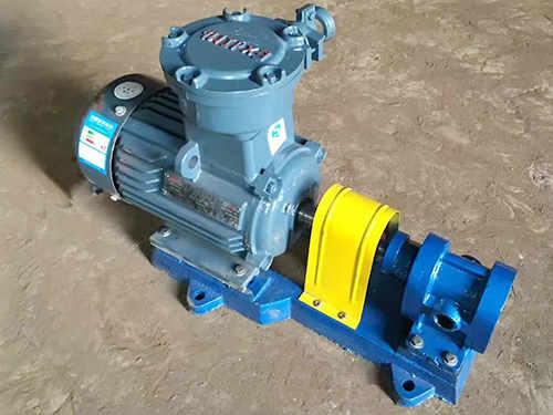 山西齿轮泵加工_泊头海鸿泵阀_厂家定做各规格2CY型齿轮泵