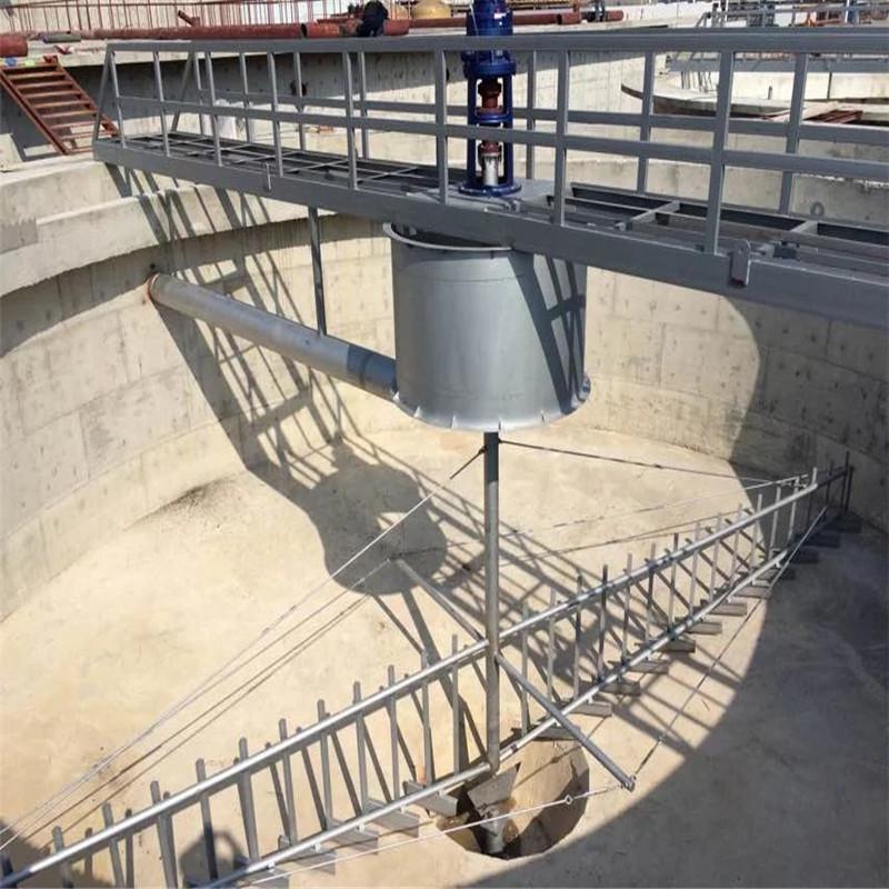贵州 不锈钢刮泥机 中心传动浓缩刮泥机 生产厂家 欢迎来电
