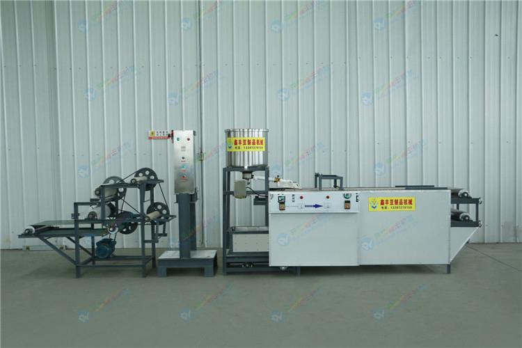 大连干豆腐机器报价和实图干豆腐机操作视频鑫丰干豆腐机器生产线