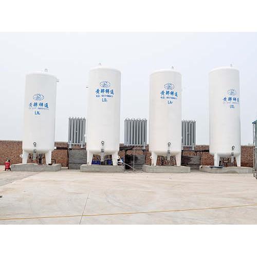 广东百恒达祥通机械定制加工LNG天然气储槽经久耐用