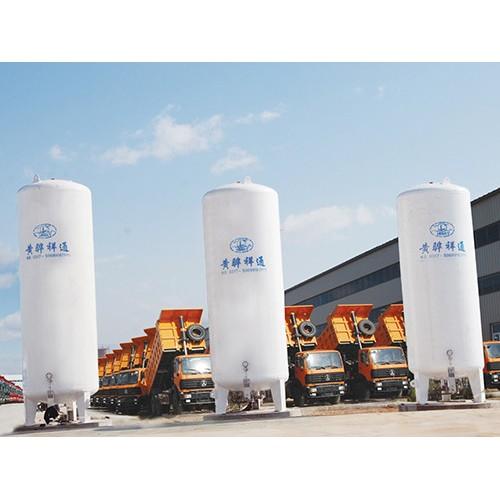 海南百恒达祥通订制加工LNG天然气储槽厂价直销