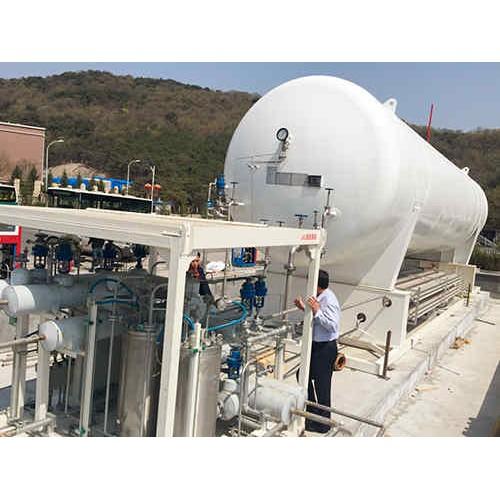 湖南百恒达祥通公司定制生产LNG低温储罐现货供应