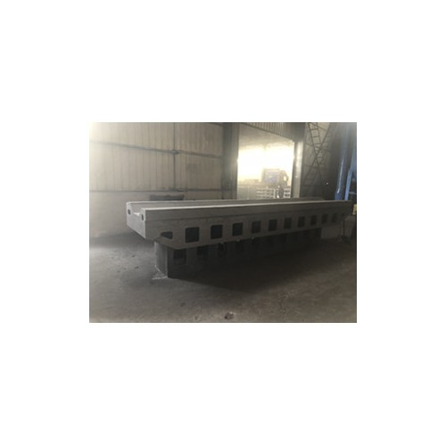 新疆数控机床铸件定制/腾起机床/机床横梁铸件