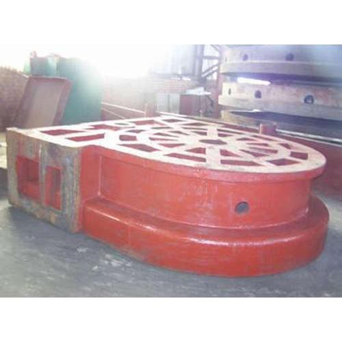 吉林大型机床铸件生产加工/磊兴公司/订做立式车床铸件