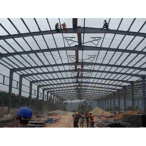 上海钢结构设计企业/宝发彩钢/钢结构设计厂家订制