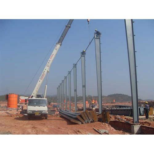 河南钢结构工程专业企业/沧州宝发彩钢/钢结构工程厂家定制