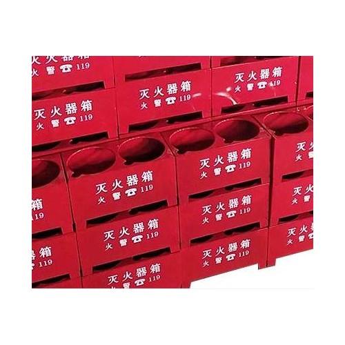 灭火器箱生产厂家/阜城县世安消防器材制造有限公司性能稳定