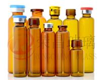 药用玻璃瓶现货/荣昌玻璃有限公司值得信赖
