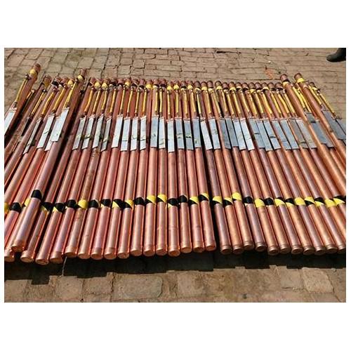 电解离子接地极订制加工/华野防雷器材性能稳定