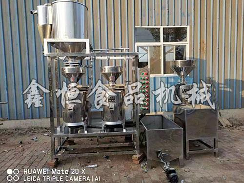陕西豆腐机厂家供应/鑫恒食品机械加工厂