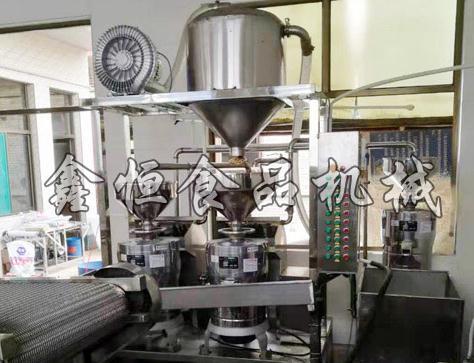 江西豆腐皮机订做厂家/鑫恒食品机械加工厂值得信赖