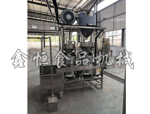 豆腐机定制厂家/鑫恒食品机械加工厂