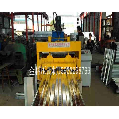 甘肃压瓦机设备加工公司/金科压瓦机/按需订制1025楼承板机