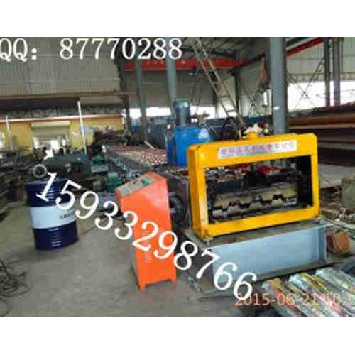 河南双层压瓦机生产公司_金科压瓦机_生产720型楼承板机