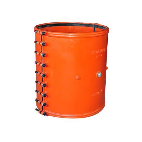 内蒙古哈夫节加工企业-泊头久兴铸业-厂家直供铁管直管补漏器
