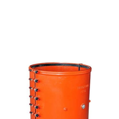 四川哈夫节生产企业-久兴铸业-厂家直供直管补漏器