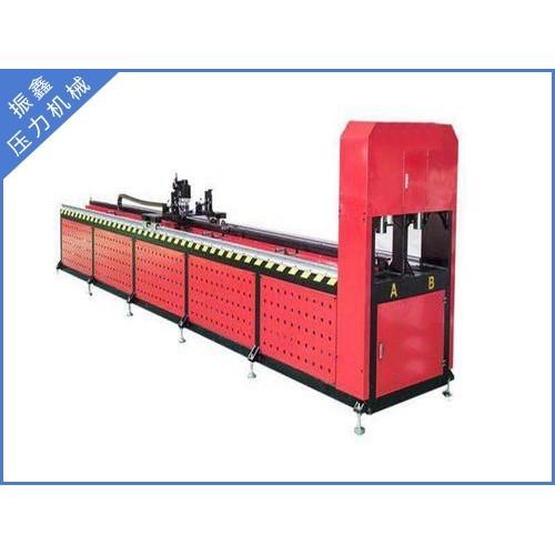 北京方管自动冲孔机制造商/振鑫压力机械