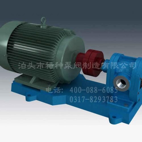 四川齿轮泵订做-泊特泵-厂家批发2CY系列齿轮泵