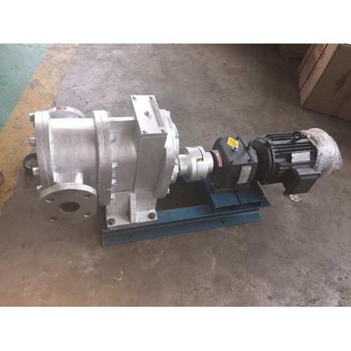 海南齿轮泵定制~泊头特种泵阀~厂家直供FCB不锈钢泵