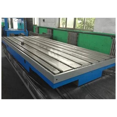 上海T型槽平台现货/宏通铸造机械厂品质保障